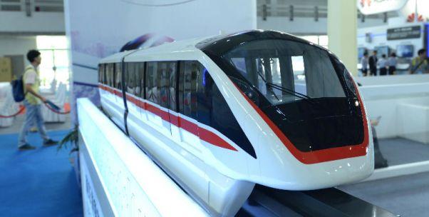 承接600公里高速磁浮项目 中国中车成首家牵头企业单位