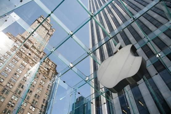 苹果有望在一年半内突破1万亿美元市值