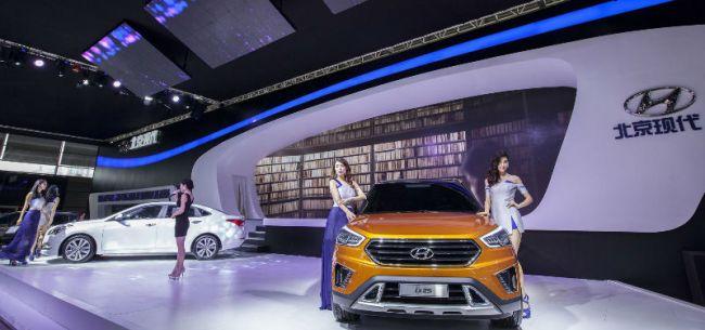 北京现代将下调年度目标 高层表示已度过最艰难时刻