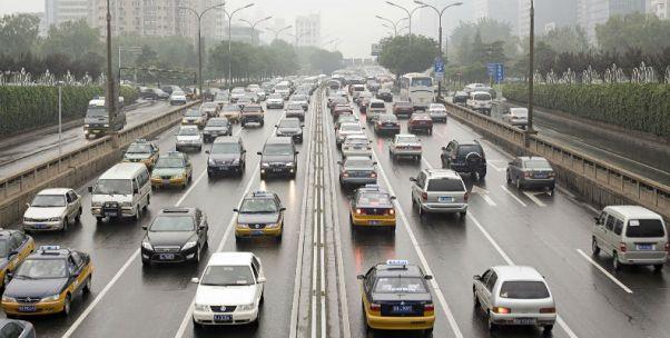 10月京津冀PM2.5下降10.3% 北京下降32.1%