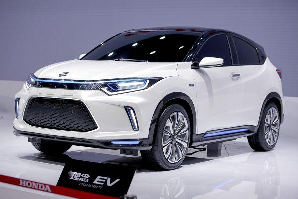 备选1  理念EV concept