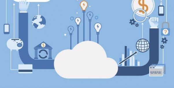 腾讯首发用云量报告 云计算酝酿新行业增长点