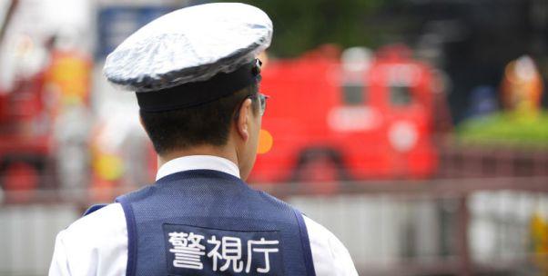 大阪信号灯事件:闯红灯引发日本军警大战