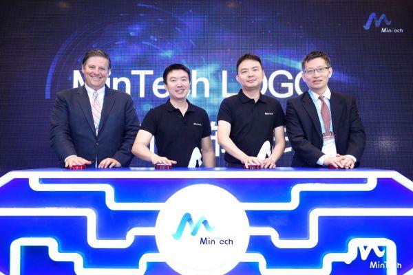 MinTech Logo焕新发布仪式