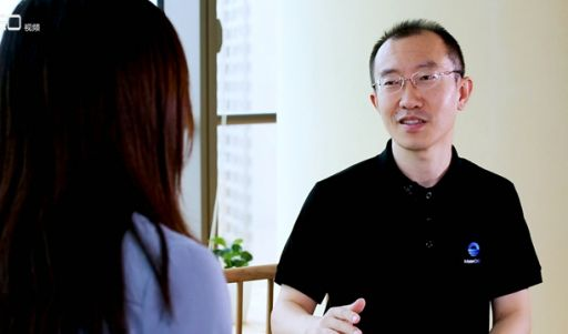 【BOSS说】神州数字CEO孙茳涛:随着一带一路走出去 扩展海外金融市场