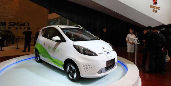 上汽新能源撬开北京市场 明年销量计划翻倍至近20万辆