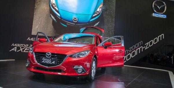 车展特刊|马自达中国董事长渡部宣彦:新一代MAZDA3即将上市 马自达下半年将在华逆转