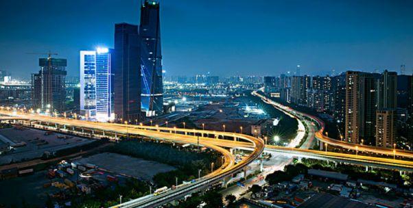 """广州南沙:今年推进超5千亿投资,粤港澳大湾区""""半小时交通圈""""见雏形"""