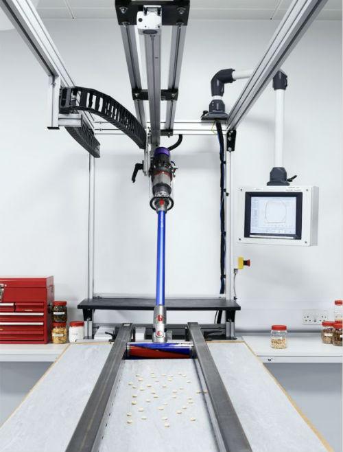 戴森V11智能吸尘器产品测试