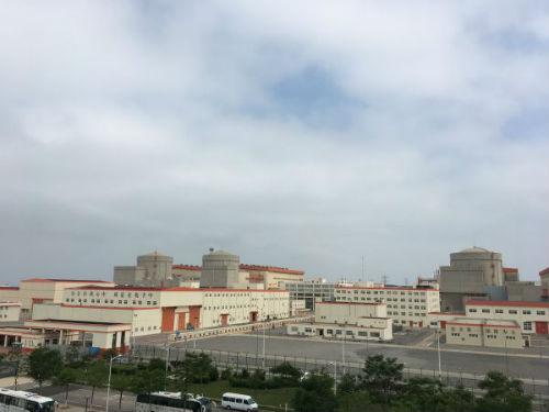 红沿河核电站生产厂区1——经济观察报记者董瑞强摄
