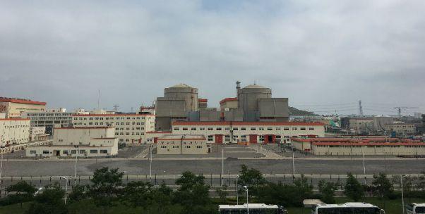 實地探訪紅沿河核電站