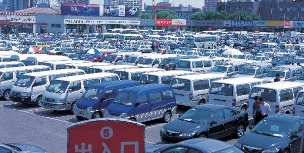 刺激无效果汽车业仍下滑 协会呼吁继续减免二手车增值税