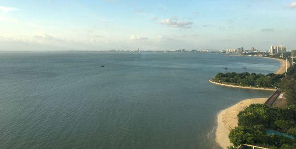 北海市委書記:離沙灘300米不再建任何非公共永久建筑,把潔凈海水留給珍珠