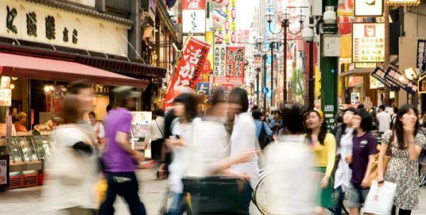 近藤大介:大阪城里的中國人