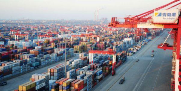 山东港口一体化迈出第一步:威海至青岛集装箱内支线开通