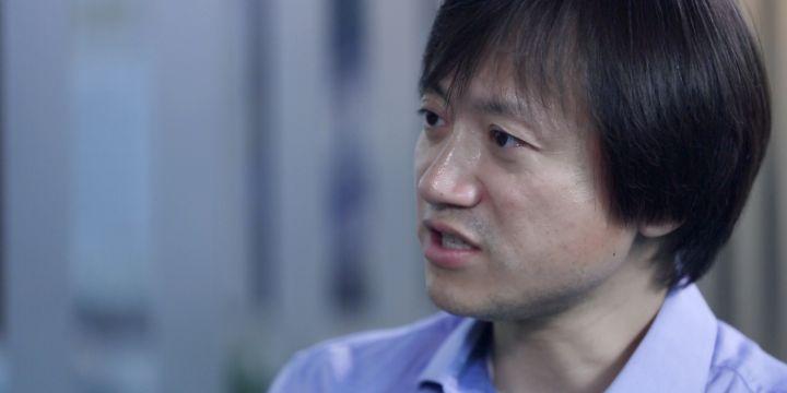 "【BOSS說】智聯招聘CEO郭盛:""樂業""不能被定義,當你事業有成自然就會快樂"