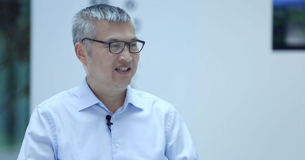【BOSS说】京东方创始人王东升:企业不属于私人,而是社会的公器