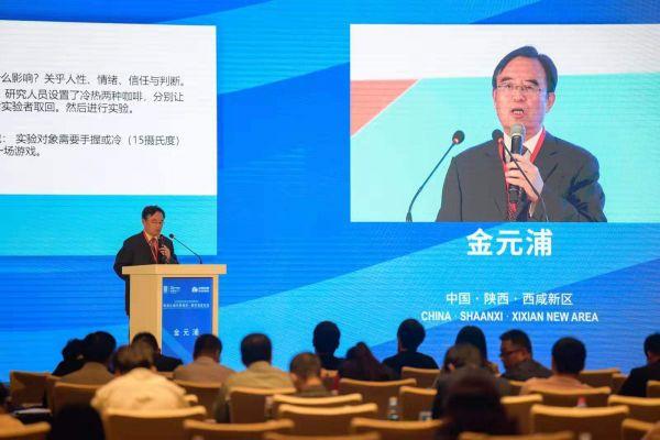 中国人民大学文化创意产业研究所所长金元浦