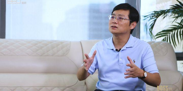 【BOSS说】管清友:中国现在处于人均GDP九千多美元的关键时期