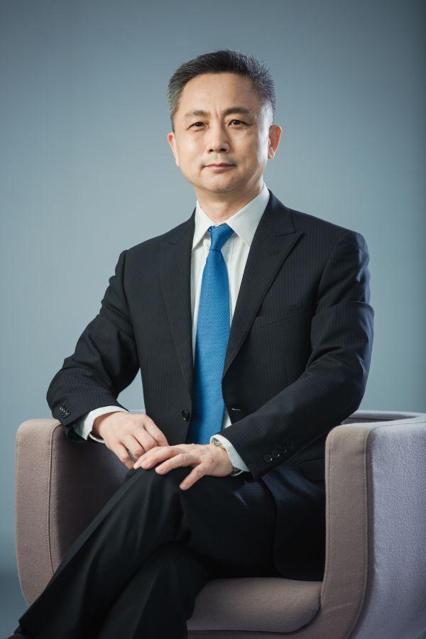 上海和黄药业总裁周俊杰