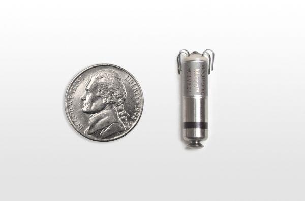 世界上最小的心脏起搏器Micra