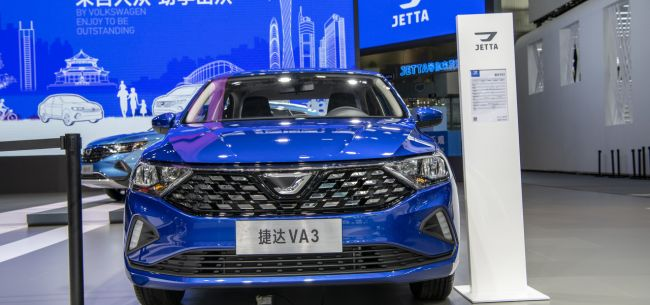 车型增加至三款、强化营销和渠道建设 捷达2020年冲击20万辆目标