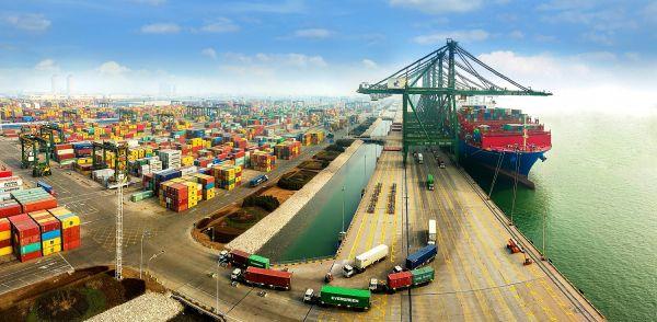天津港太平洋國際集裝箱碼頭