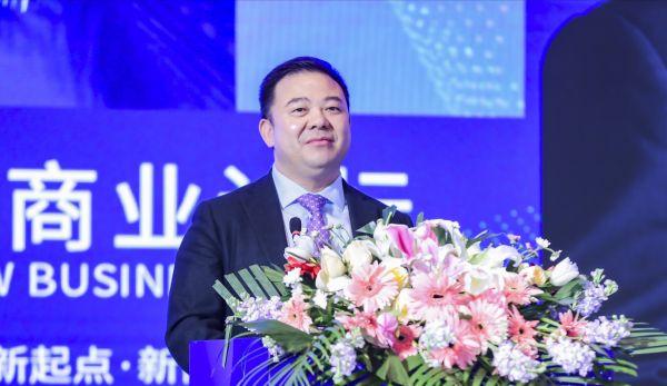 分享通信董事长蒋志祥