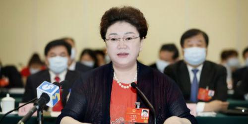 山东艺术学院副院长刘晓静