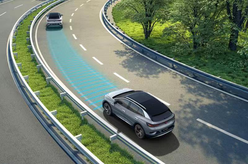 全速域的L2+智能驾驶辅助系统