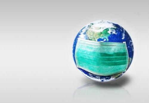 全球疫情 图虫创意-1061701570532081711