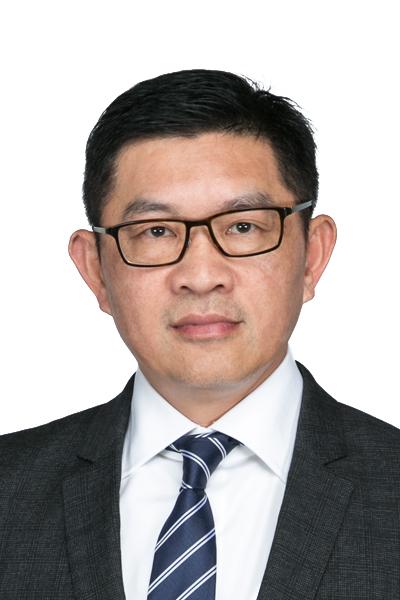 普洛斯中国资产服务运营平台(ASP)董事长及首席执行官莫志明      受访者供图