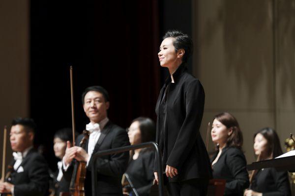 指挥家、中央音乐学院教授、指挥系主任陈琳